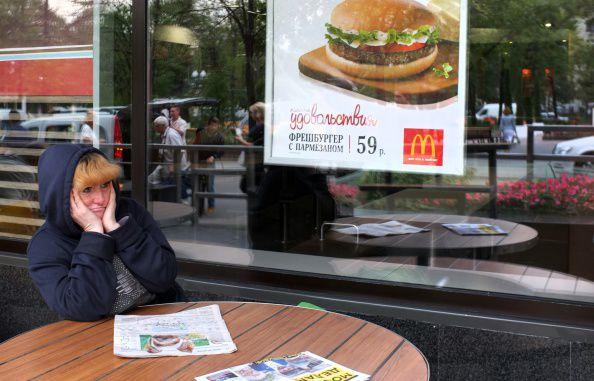 米兰世博会提倡慢食文化 麦当劳展馆引发争议
