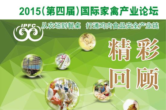 2015国际家禽产业论坛精彩回顾