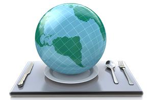 英媒:全球食物浪费现象惊人 年损近13亿吨