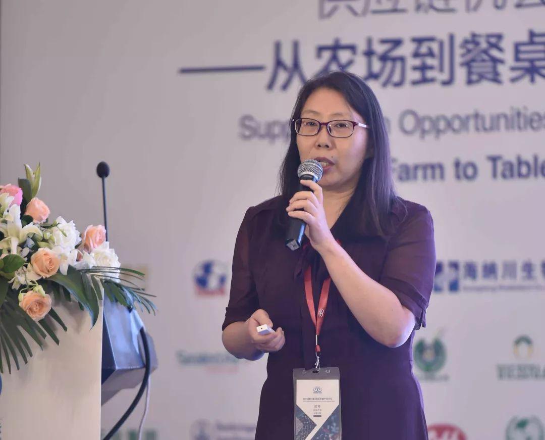 陆青:铭基食品的供应链战略与管理之道