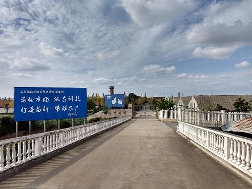 京海禽业持续推进生产标准化、企业精细化管理