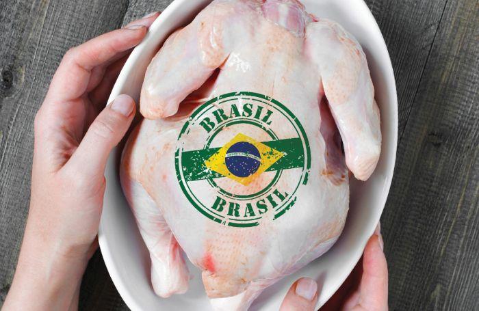 巴西:2018年鸡肉出口量达410万公吨
