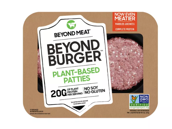 Beyond Meat升级其无肉汉堡 提供完整蛋白质并有更好的大理石花纹