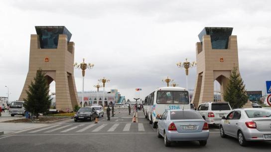 新疆口岸首批进口俄罗斯冷冻禽肉产品顺利入境