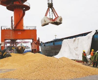 一艘从巴西开往我国的大豆货船船员新冠检测呈阳性
